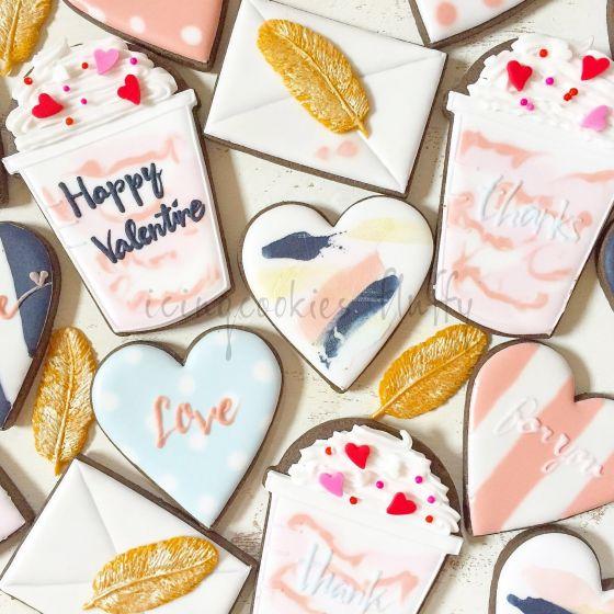 アイシングクッキーワークショップ~Valentine~