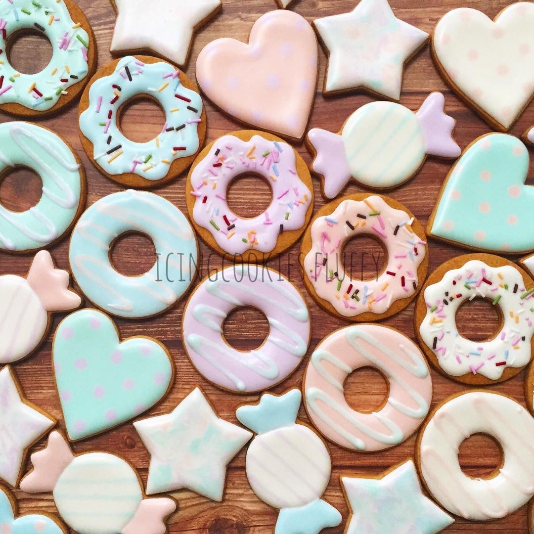 【中止】fluffyの親子で楽しめるアイシングクッキーワークショップ