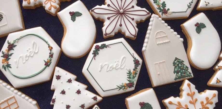 fluffyのクリスマスアイシングクッキーワークショップ